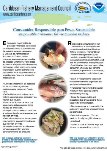 Responsible Consumer for Sustainable Fishery
